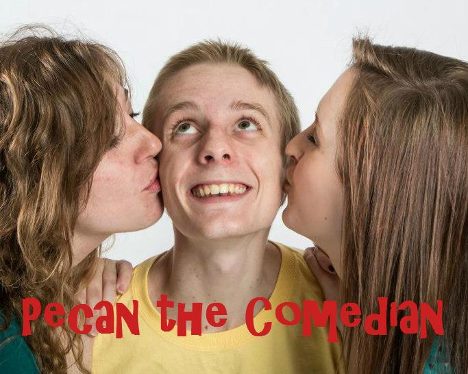 Comedian Pecan a Southern Nutt